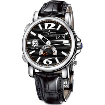 MAXI GMT DUAL TIME STST WATC NST GEN