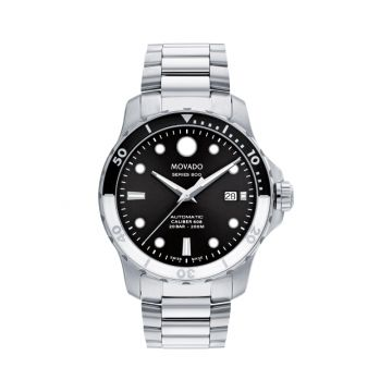 Movado  Series 800 Automatic Mens Watch