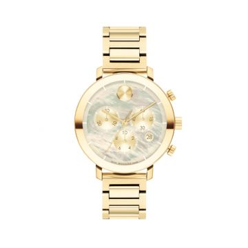Movado Stainless Steel Bold Evolution Womens Watch