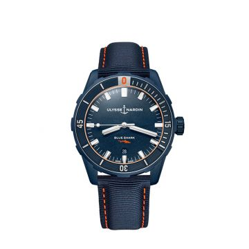 Ulysse Nardin Diver Stainless Steel 42mm Watch
