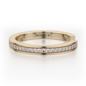 Michael M 14k Yellow Gold Ring