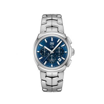 TAG Heuer Link Calibre 17 Automatic Steel 41mm Watch