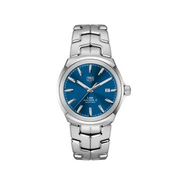 TAG Heuer Link Calibre 5 Automatic Steel 41mm Watch