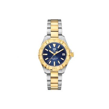 Tag Heuer Aquaracer Automatic Stainless Steel & 18k Yellow Gold 32mm Watch