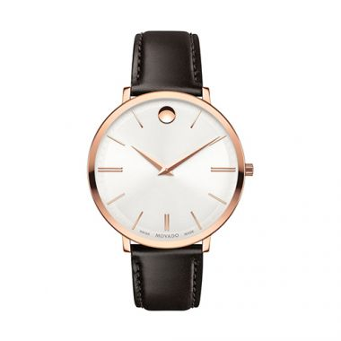 Movado Women's Mid Size Ultra Slim Special Edition Watch