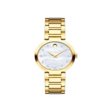 Movado Women's Modern Classic Special Edition Watch