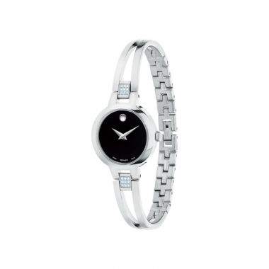Movado Amorosa Womens Stainles Steel Watch