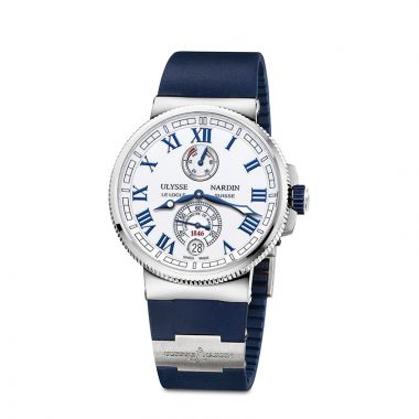 Ulysse Nardin Marine Chronometer 43mm Watch