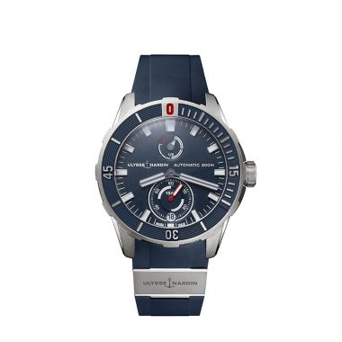 Ulysse Nardin Diver Chronometer Titanium 44mm Watch