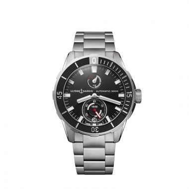 Ulysse Nardin Diver Chronometer 44mm Stainless Steel Watch