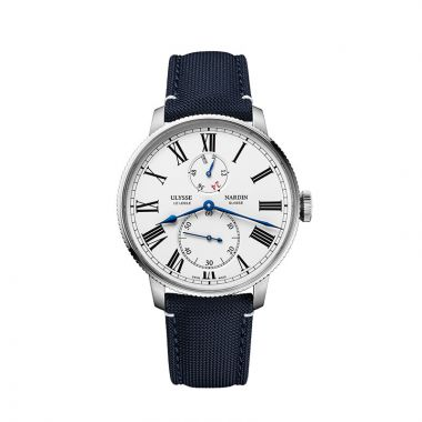 Ulysse Nardin Marine Chronometer Torpilleur 44mm Watch