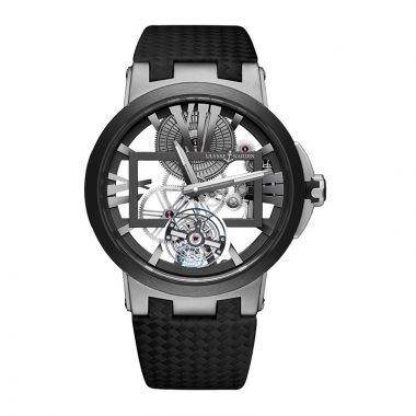 Ulysse Nardin Executive Tourbillon Titanium 45mm Watch