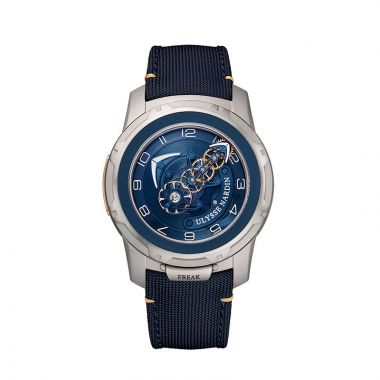 Ulysse Nardin Freak Out Titanium 45mm Watch