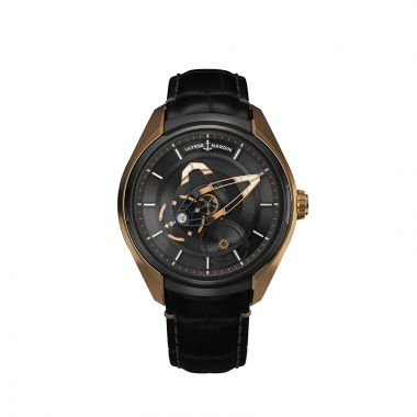 Ulysse Nardin Freak X Titanium and Rose Gold 43mm Watch