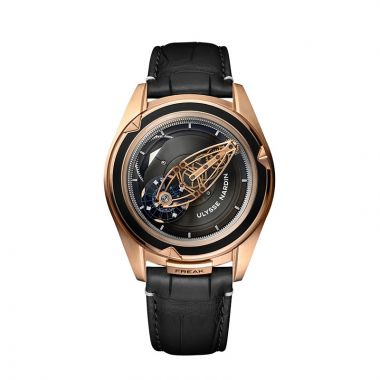 Ulysse Nardin Freak Vision Rose Gold 45mm Watch