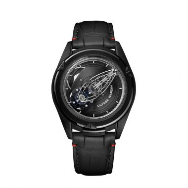 Ulysse Nardin Freak Vision Titanium 45mm Watch