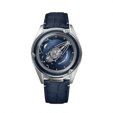 Ulysse Nardin Freak Vision Platinum 45mm Watch