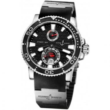 maxi marine diver 18K RG WATC NST
