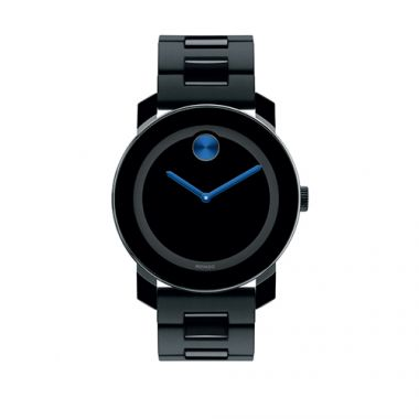 Movado Stainless Steel Bold Watch