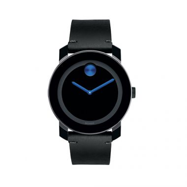 Large Movado Bold TR90 Composite Material and Stainless Steel Case Men's Watch