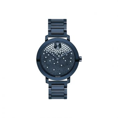 Movado Stainless Steel Bold Womens Watch