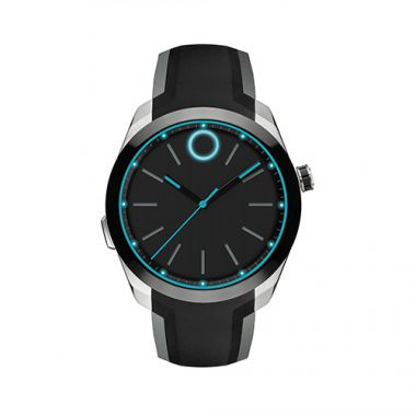 Movado Bold Stainless Steel Men's Motion Smart Watch with Bluetooth¨