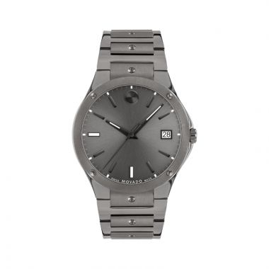 Movado Stainless Steel SE Mens Watch