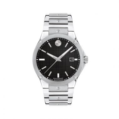 Movado Stainless Steel SE  Automatic Mens Watch