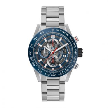 TAG Heuer Carrera Calibre Heuer 01 Automatic Steel Watch