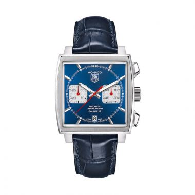 TAG Heuer Monaco Calibre 12 Automatic Steel 39mm Watch
