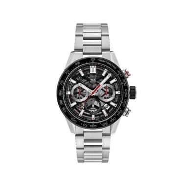 Tag Heuer Carrera Automatic Stainless Steel 43mm Watch