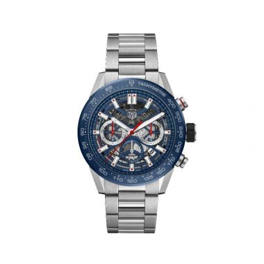 Tag Heuer Carrera Automatic Stainless Steel 45mm Watch