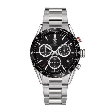 TAG Heuer Carrera Panamericana Quartz Steel Watch