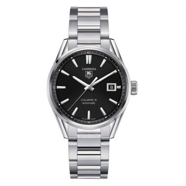 TAG Heuer Carrera Calibre 5 Automatic Steel 39mm Watch