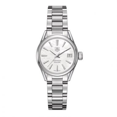 TAG Heuer Carrera Calibre 9 Automatic Steel 28mm Women's Watch