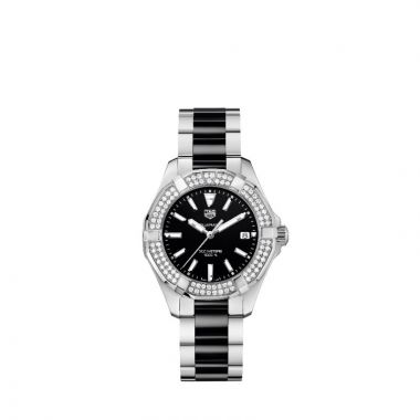 TAG Heuer Aquaracer Quartz Steel 35mm Women's Watch