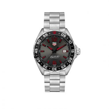 Tag Heuer Formula 1 Quartz Stainless Steel 43mm Watch