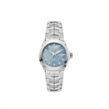 TAG Heuer Link Quartz Steel 32mm Women's Watch