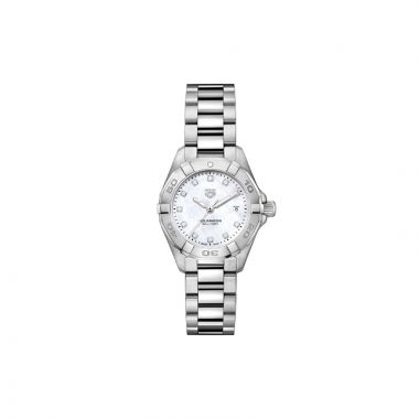 TAG Heuer Aquaracer Quartz Steel 27mm Women's Watch