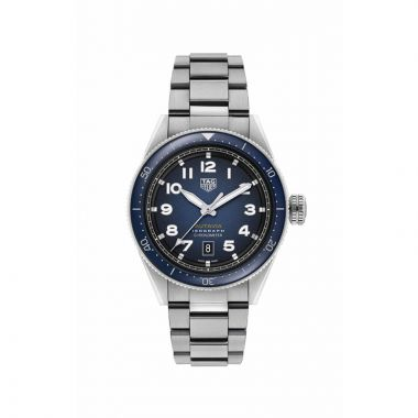 TAG Heuer Autavia Isograph Automatic Watch Steel 42mm Watch