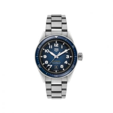 Tag Heuer Autavia Automatic Stainless Steel 42 mm Watch