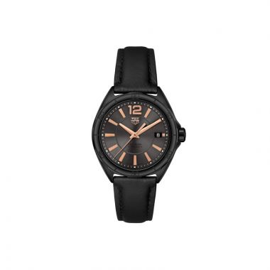 TAG Heuer Formula 1 Quartz Black Steel 35mm Women's Watch